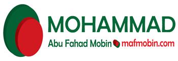 Mohammad Abu Fahad Mobin's Blog